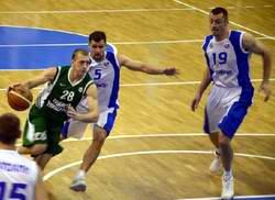 «Алтайбаскет» в своем первом матче домашнего финального этапа чемпионата России одержал победу