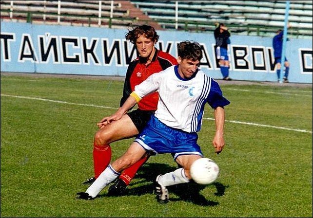 Фото футболист анатолий седых
