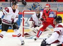 Вчера. Стокгольм. Латвия - Россия - 2:5