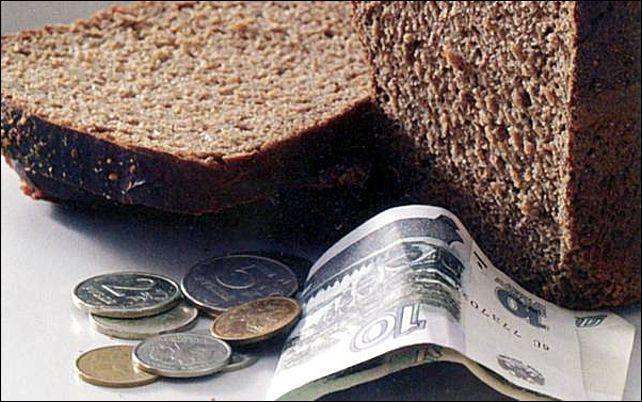 В Рубцовске ожидается существенное поднятие цен на хлеб
