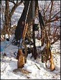 Осторожное обращение с оружием, дисциплина при стрельбе и соблюдение на охоте определенных правил...