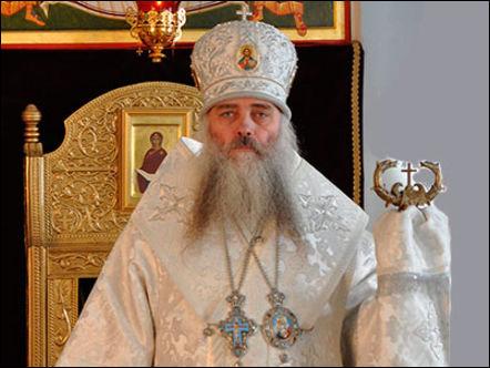 Рождественское послание епископа Барнаульского и Алтайского Сергия