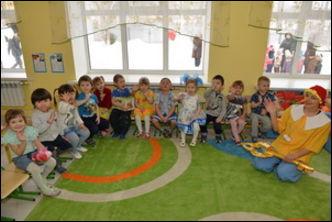 Два новых детских сада открыли