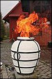 Тандыр - восточная керамическая печь для приготовления шашлыка, мяса, птицы, рыбы, самсы, лепёшек, овощей.