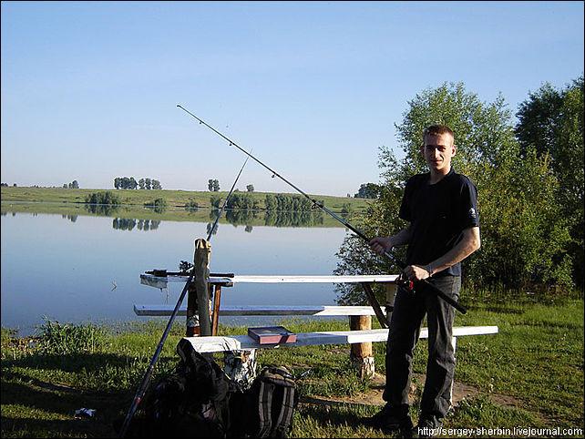 алтайский край рыбалка май