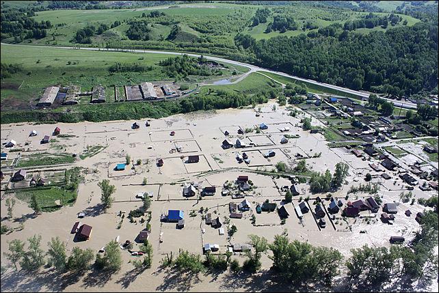 Наводнение на алтае в республике