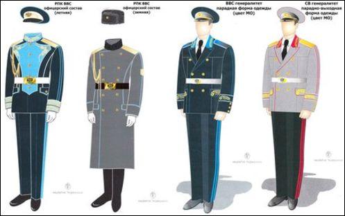 В этом году российских военных наконец-то переоденут в новую форму