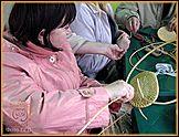 Мастер-класс по плетению из лозы проведут сегодня в пригороде Барнаула.