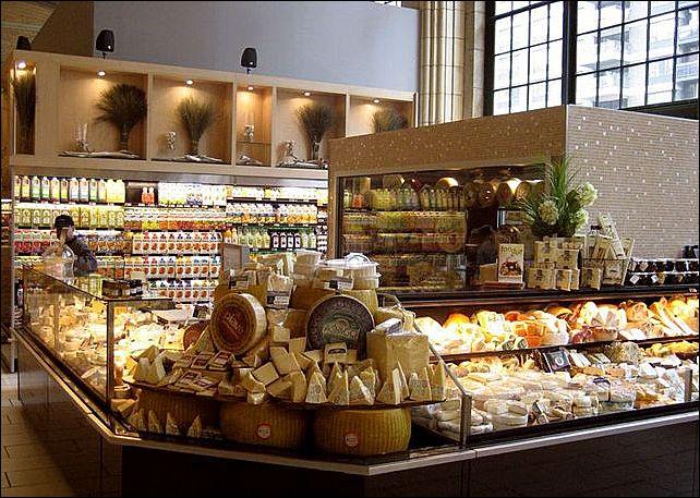 Сыр - самый популярный у магазинных воришек продукт