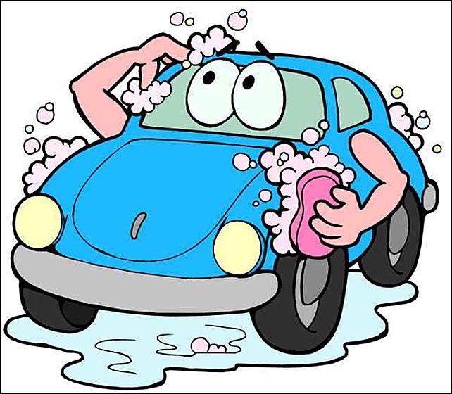 Смешные картинки автомойщика