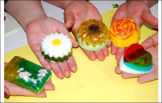 Как сделать мыло мыловарение