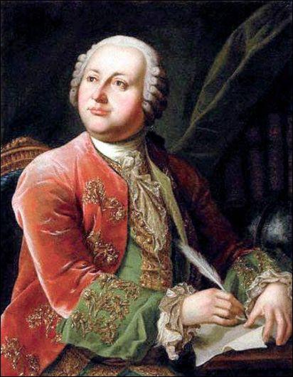 1711-1765: Михайло Васильевич Ломоносов, ученый-энциклопедист - химик