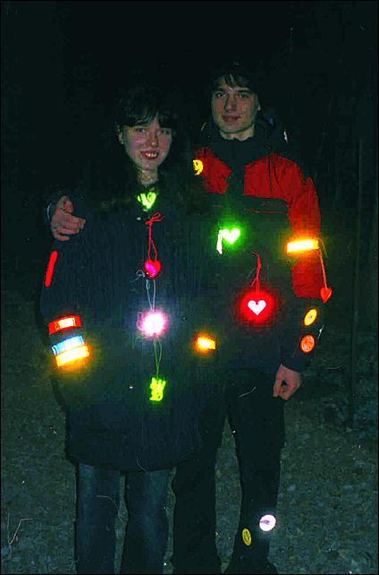 Оранжевый световозвращающий жилет - На обочине - Ukrainian Opel Club