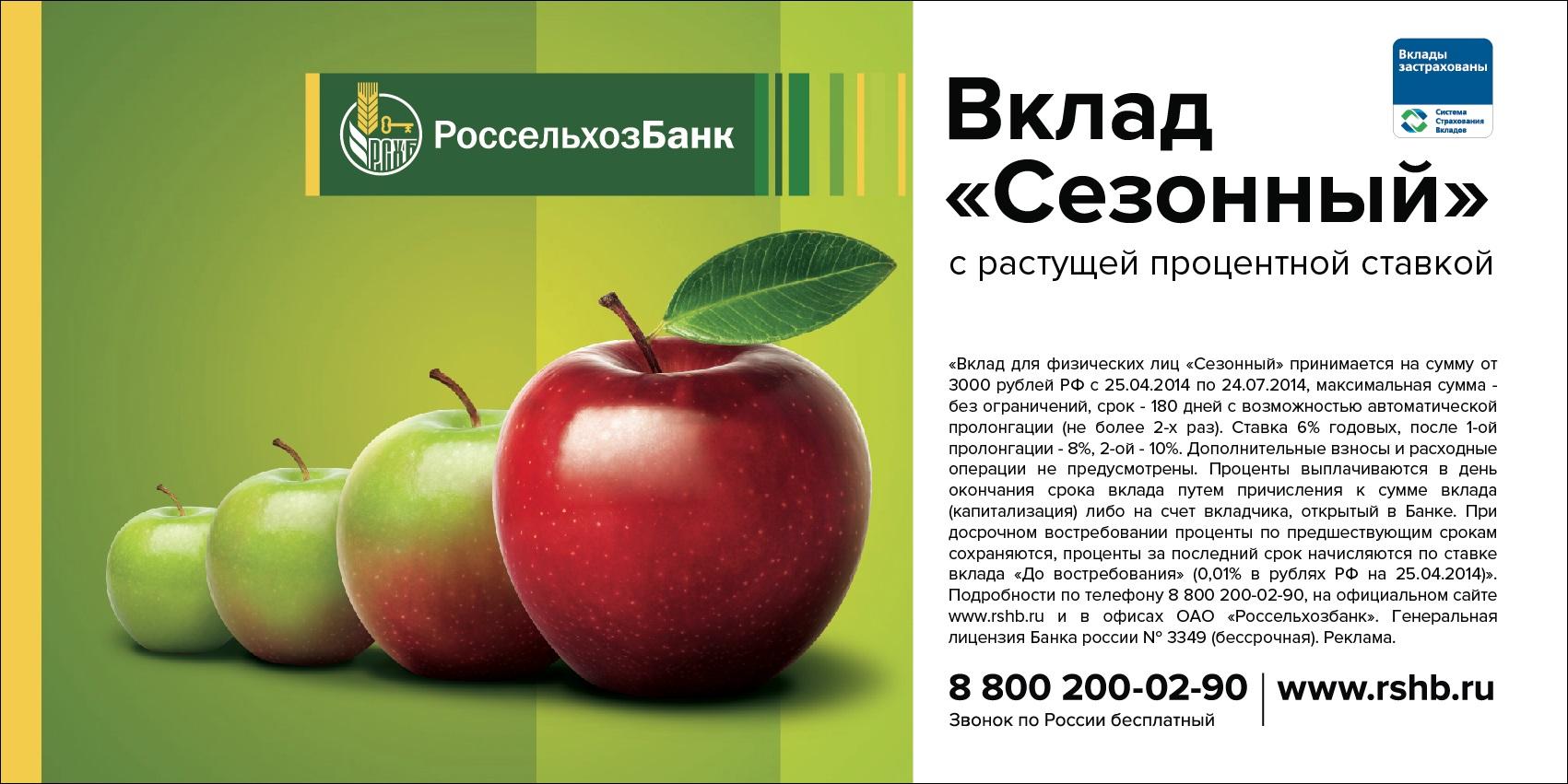 совершенства сладко вклады в россельхозбанке оренбурга сегодня нашей