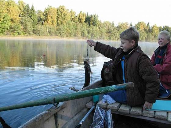 рыбная ловля в барнауле