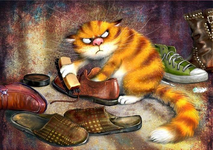 Смешные истории дневник кота