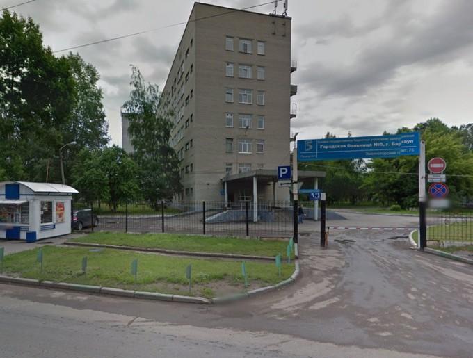 Нижний новгород i 27 больница