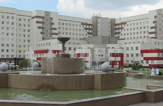 В Алтайском крае начнут делать операции по пересадке сердца и печени