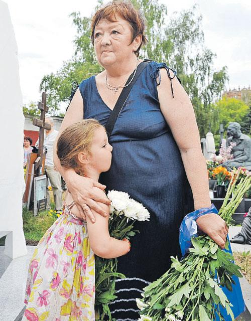 дочь гурченко мария королева фото