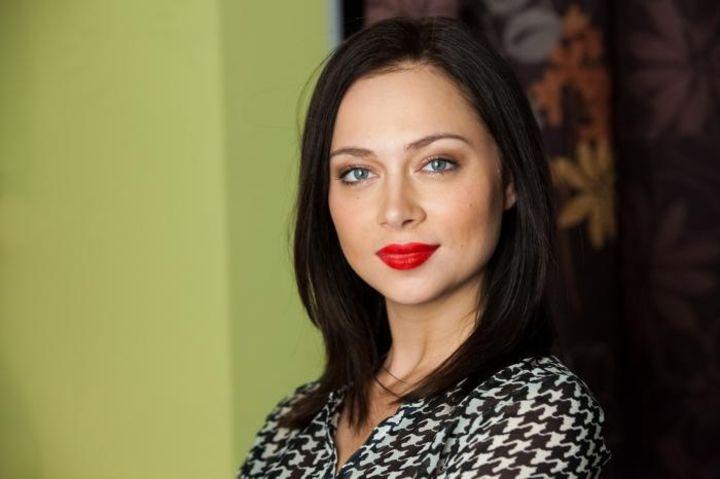 Эро  Настасья Самбурская в видеоклипе
