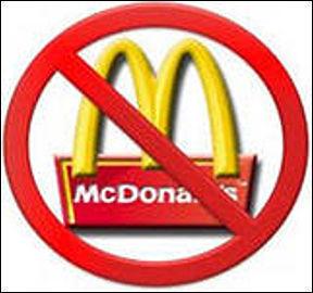 Закрытие макдональдсов является признаком антиглобализма