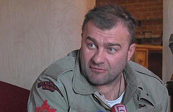 Пореченков: Я не Рэмбо, чтобы стрелять в полный рост на передовой