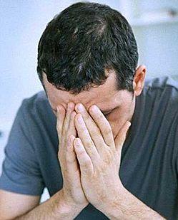 Печаль длится в 240 раз дольше других эмоций