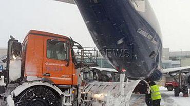 """Одесский аэропорт не принимает самолеты из-за снегопада, - """"Думская"""" - Цензор.НЕТ 3659"""
