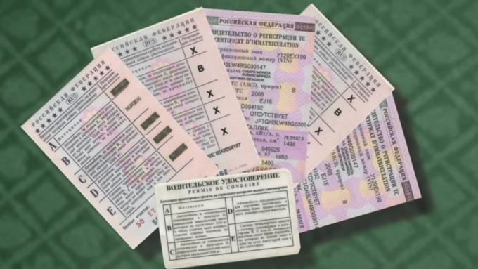 какие документы нужны для обновления водительских прав