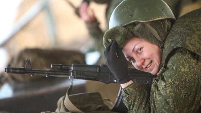 Эко для военнослужащих женщин никогда сотворить