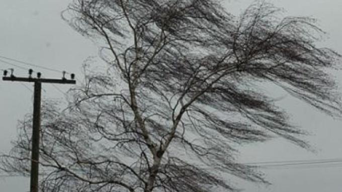 «Красный» высший уровень опасности погоды действует в Ростове-на-Дону