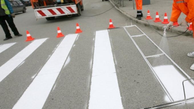 Работа на разметке дорог вакансии