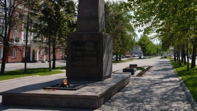 Барнаул под шпилем аренда фото