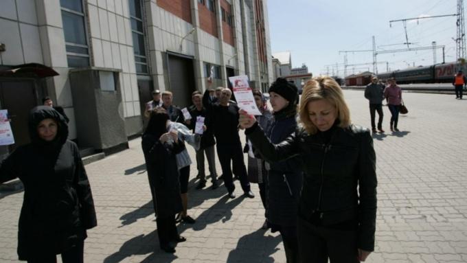 Оренбуржье присоединяется ко всероссийской акции против ВИЧ/СПИДа
