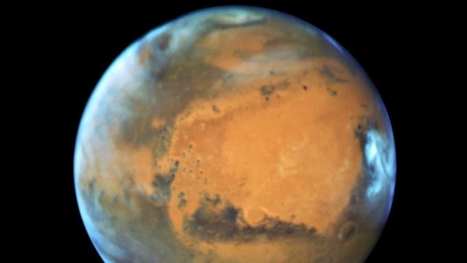 Астрономы обнаружили наМарсе глобальное потепление