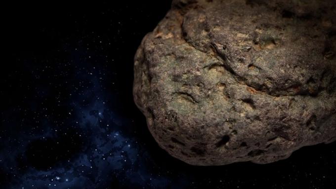 Небольшой астероид упал в американском штате Аризона