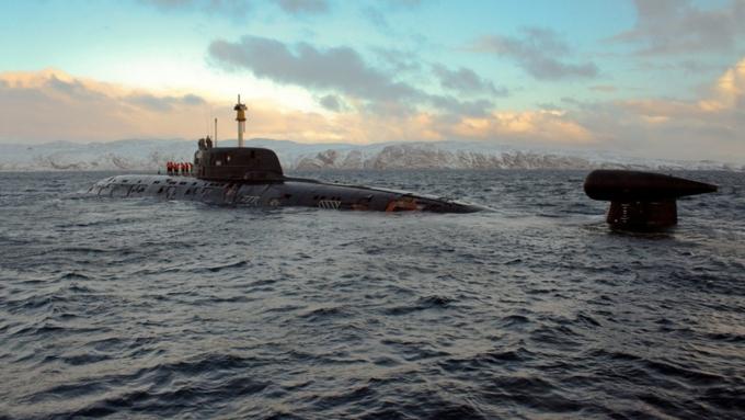 вторая флотилия подводных лодок