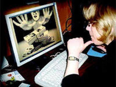 мошенничество с детьми в интернете была