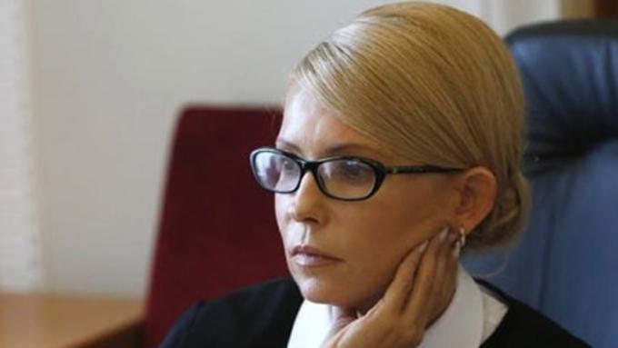 Бывший премьер-министр Украины Юлия Тимошенко стала бабушкой