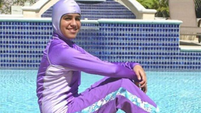 Купальники для мусульманок запретили носить напляжах вКаннах