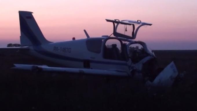 Первопричиной крушения Ил-103 под Барнаулом назвали отказ мотора