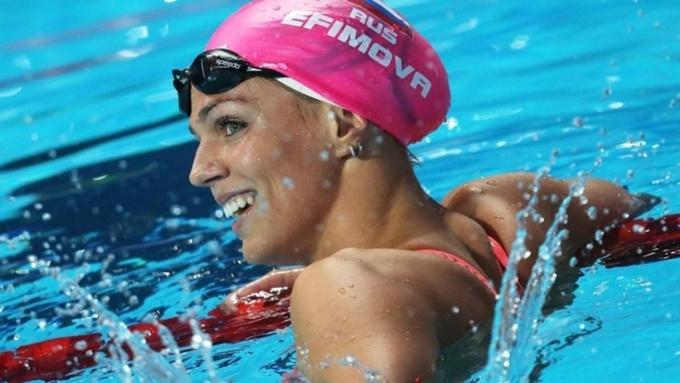 Пловчиха Ефимова: «Америка изменила меня»