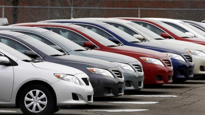 Рынок новых легковых авто региона упал неменее чем на17%