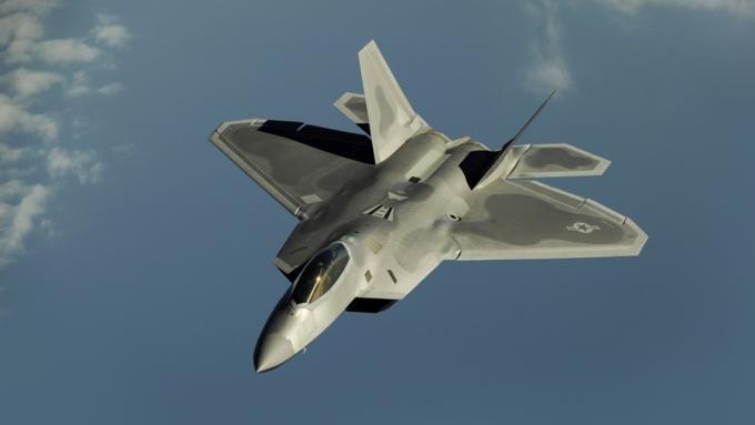 Американские ВВС перехватили два сирийских истребителя над Эль-Хасакой