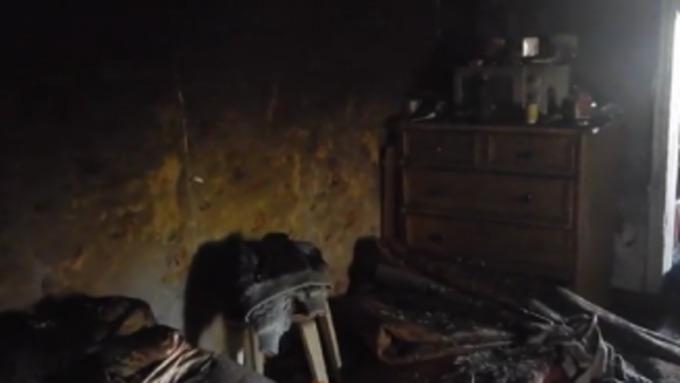 Многодетная мать погибла напожарище вБийске