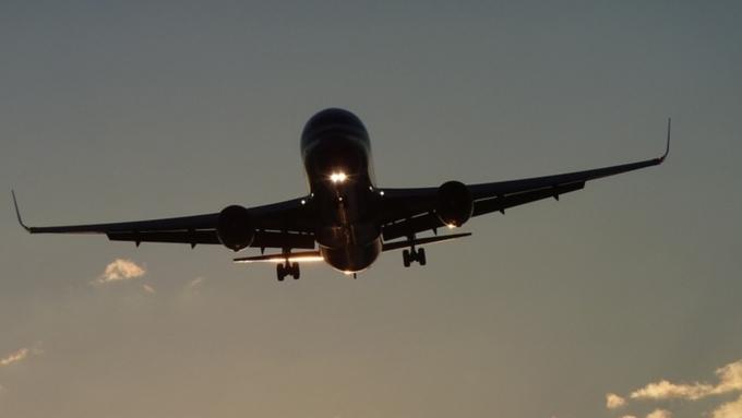 9-летнюю девочку пытались изнасиловать наборту самолета, летящего в столицу