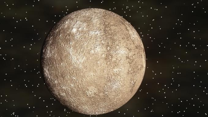 Американские ученые хотят подорвать планету Меркурий