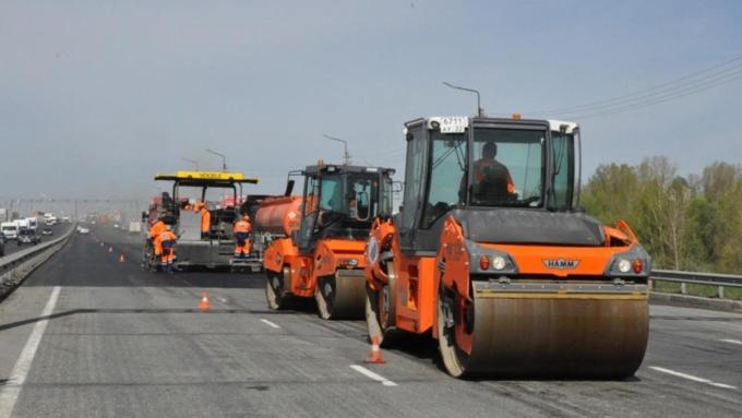 Ремонт дорог наАлтае планируют закончить к1ноября
