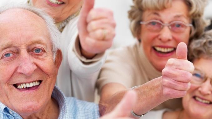 Пожилые люди получат по5 тыс. руб. ксередине зимы следующего года