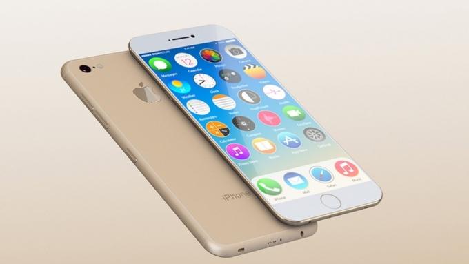 новый iphone 7 фото
